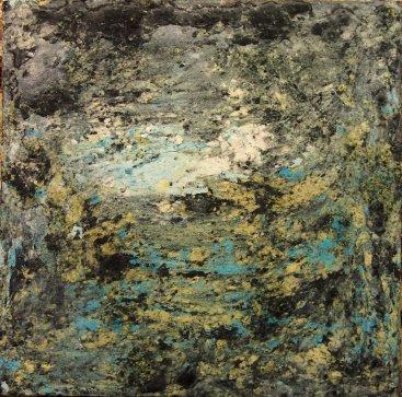 Tourbillon, 22 x22 cm (2017)