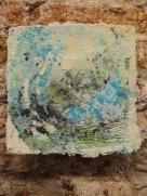 L'oree du bois, 22x22 cm (2017).